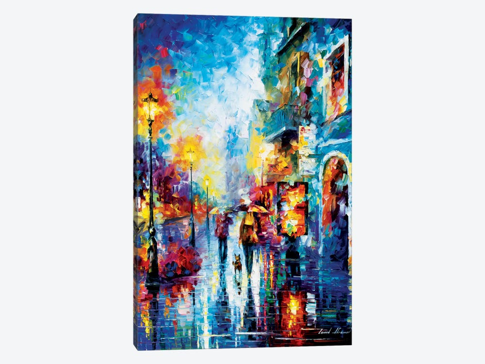 Melody Of Passion by Leonid Afremov 1-piece Canvas Artwork