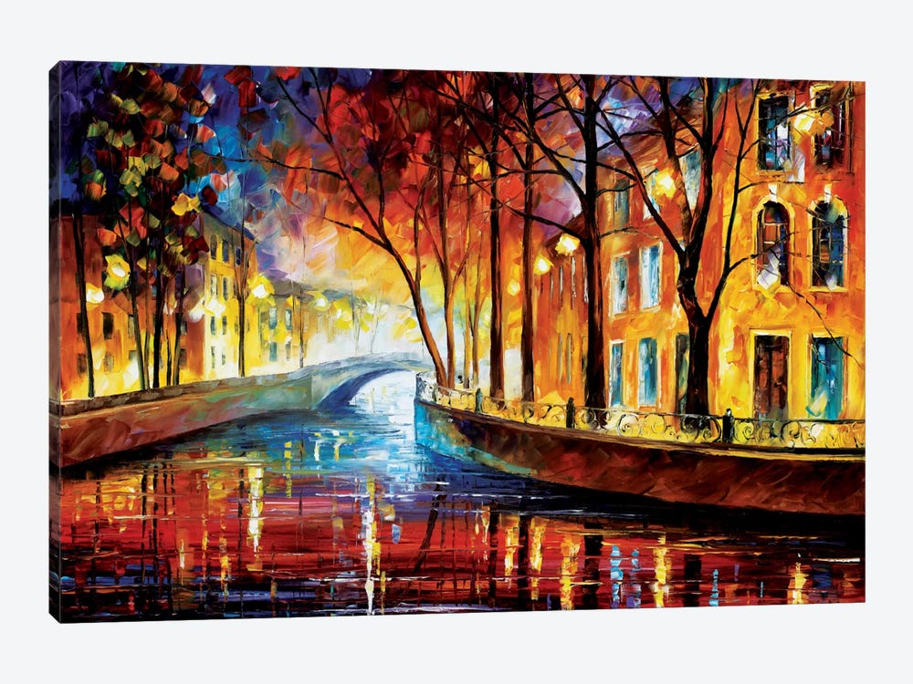 Misty Melody by Leonid Afremov 1-piece Canvas Art