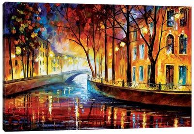 Misty Melody Canvas Art Print