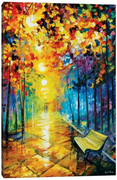 Misty Park I Canvas Print #LEA50