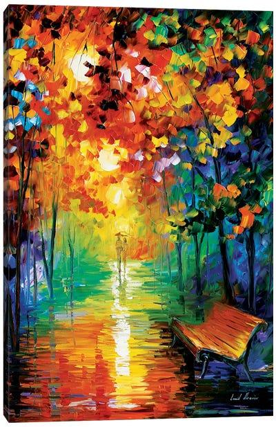 Misty Park II Canvas Print #LEA51