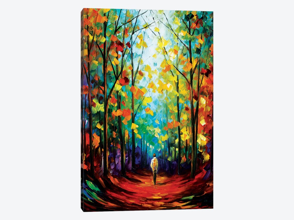 Morning Mood by Leonid Afremov 1-piece Art Print