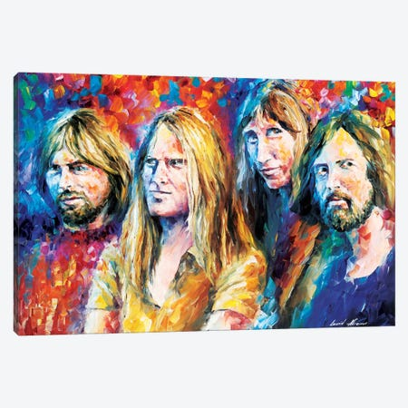 Pink Floyd Canvas Print #LEA59} by Leonid Afremov Canvas Wall Art