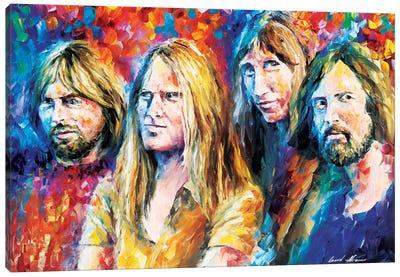 Pink Floyd Canvas Print #LEA59