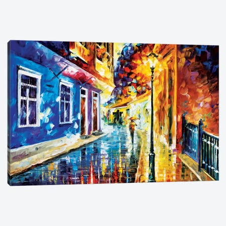 Quito Ecuador Canvas Print #LEA61} by Leonid Afremov Art Print