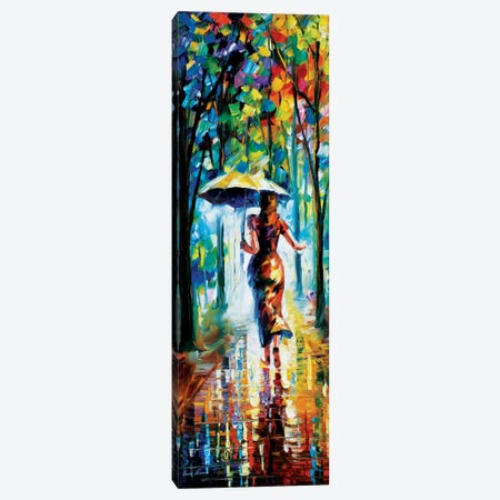 Running Towards Love I Canvas Print #LEA71} by Leonid Afremov Canvas Wall Art