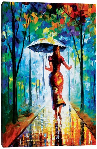 Running Towards Love II Canvas Art Print