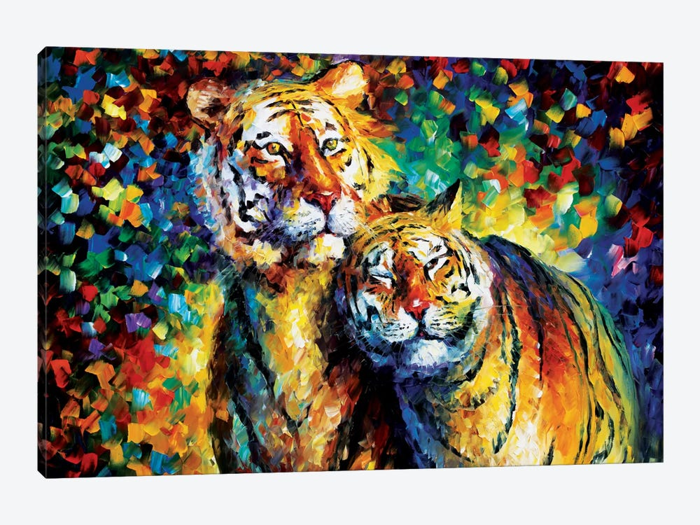 Sweetness by Leonid Afremov 1-piece Canvas Art Print