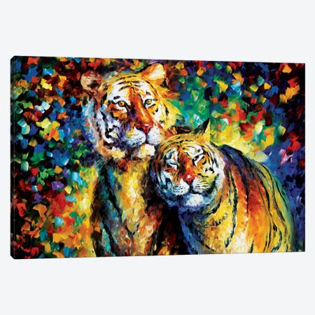 Sweetness Canvas Print #LEA86} by Leonid Afremov Canvas Artwork