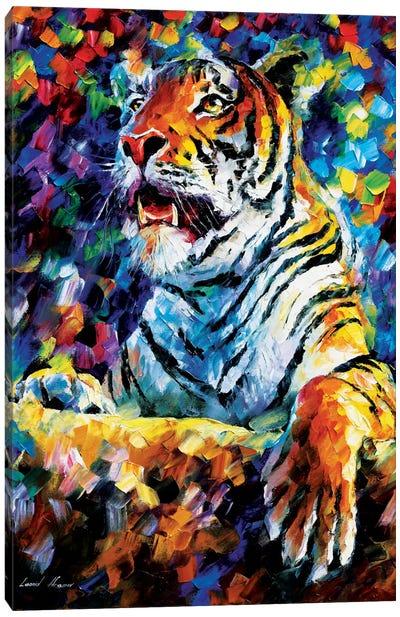 Tiger Canvas Print #LEA91