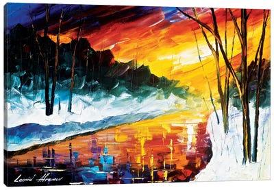 Winter Emotion Canvas Art Print