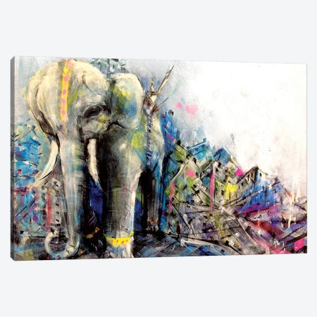 Maximus Canvas Print #LEC20} by Lewis Campbell Canvas Art Print