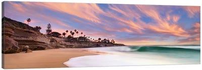 The Beach Break Canvas Art Print