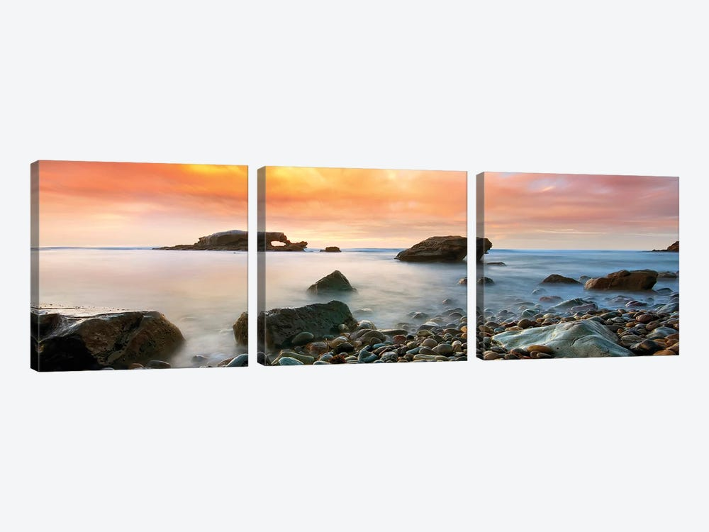 Timeless by Lee Sie 3-piece Canvas Art Print
