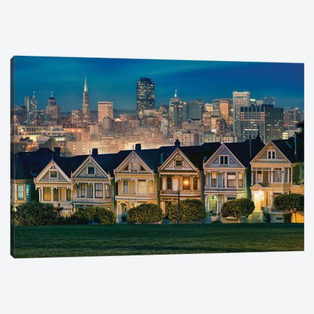 Painted Ladies Canvas Print #LEE4} by Lee Sie Canvas Art