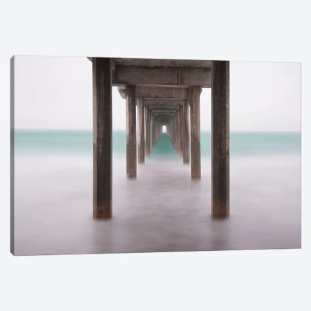 Poseidon's Gate Canvas Print #LEE5} by Lee Sie Canvas Art