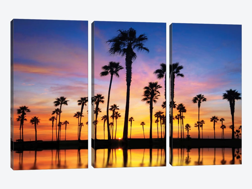 Prelude by Lee Sie 3-piece Canvas Art Print