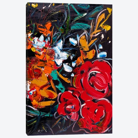 Effortless Love Canvas Print #LEG11} by Shalimar Legaspi Canvas Art
