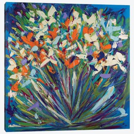 Fairfax Floral Works Canvas Print #LEG13} by Shalimar Legaspi Canvas Artwork