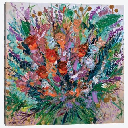 Farewell Roses Canvas Print #LEG15} by Shalimar Legaspi Canvas Print