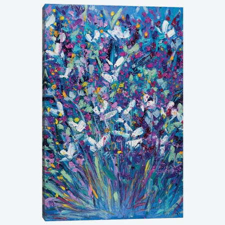 A Dream in Full Bloom Canvas Print #LEG1} by Shalimar Legaspi Canvas Art Print