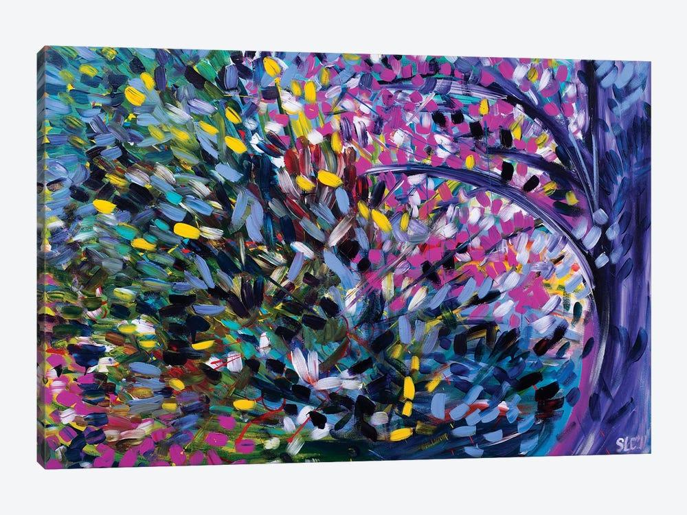 Parisian Fall by Shalimar Legaspi 1-piece Canvas Wall Art