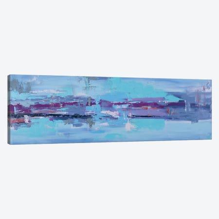 Sounds Of Berkeley 3-Piece Canvas #LEG47} by Shalimar Legaspi Canvas Artwork