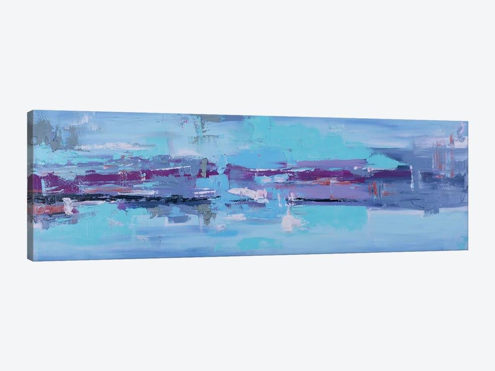 Sounds Of Berkeley by Shalimar Legaspi 1-piece Canvas Artwork