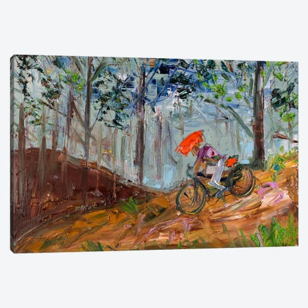 Umstead Adventure Canvas Print #LEG50} by Shalimar Legaspi Canvas Art