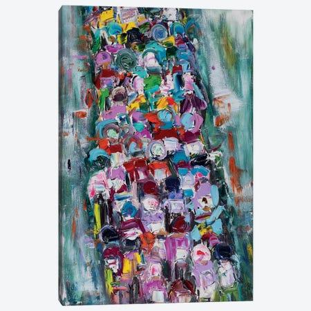 Vive Le Tour Canvas Print #LEG51} by Shalimar Legaspi Canvas Wall Art