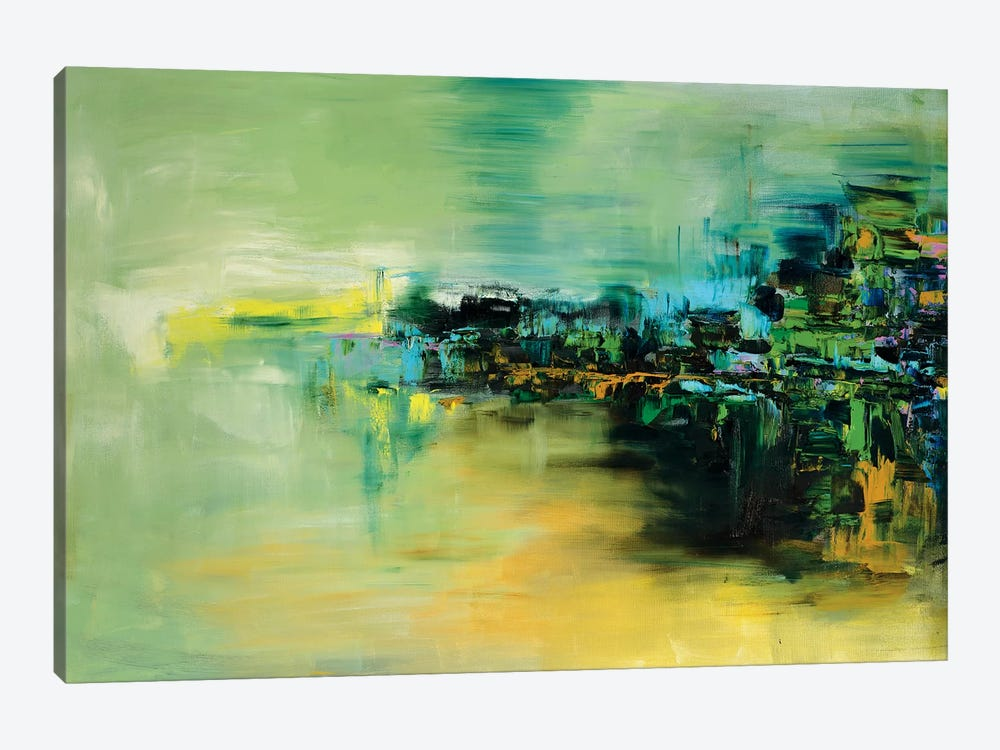 Reflections by Shalimar Legaspi 1-piece Canvas Art