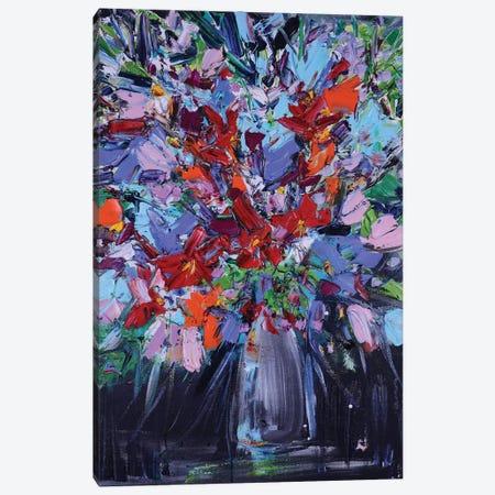 Kimberly's Flowers Canvas Print #LEG65} by Shalimar Legaspi Canvas Art