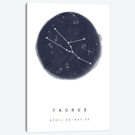 Taurus Canvas Print #LEH150} by Leah Straatsma Art Print