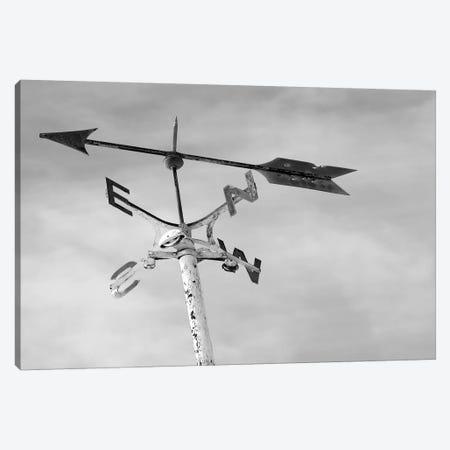 Weather Vane Canvas Print #LEH167} by Leah Straatsma Canvas Print