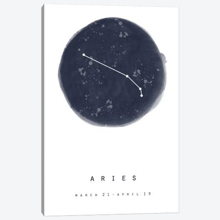 Aries Canvas Print #LEH16} by Leah Straatsma Canvas Art