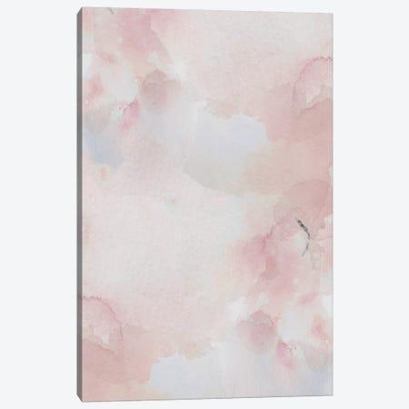 Blush Pink Print Canvas Print #LEH210} by Leah Straatsma Canvas Art
