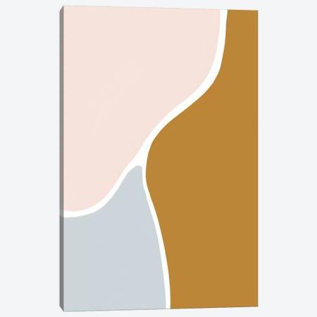 Jewel Abstract II Canvas Print #LEH215} by Leah Straatsma Art Print
