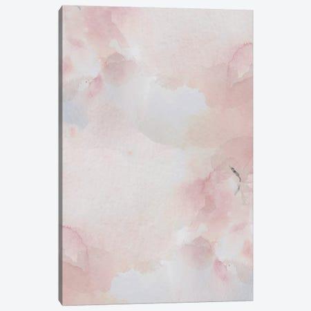 Blush Pink Print Canvas Print #LEH33} by Leah Straatsma Canvas Print