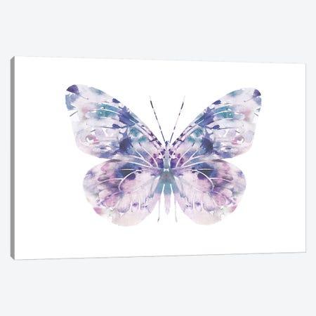 Butterfly I Canvas Print #LEH40} by Leah Straatsma Canvas Wall Art