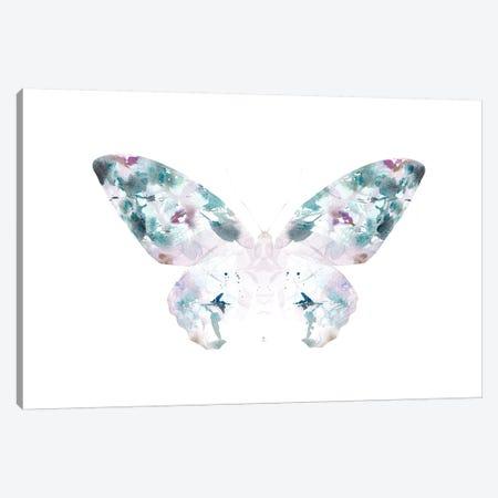 Butterfly IV Canvas Print #LEH43} by Leah Straatsma Canvas Artwork