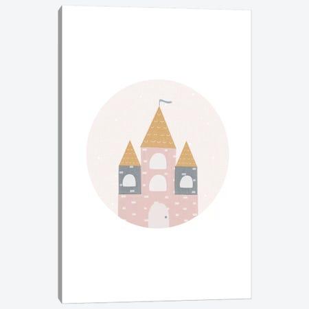 Circle Castle Canvas Print #LEH51} by Leah Straatsma Canvas Print