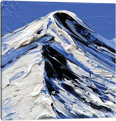 My Mountains Dream Canvas Art Print