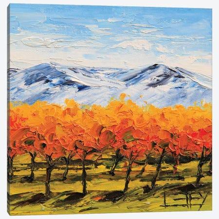 Napa III Canvas Print #LEL106} by Lisa Elley Canvas Art