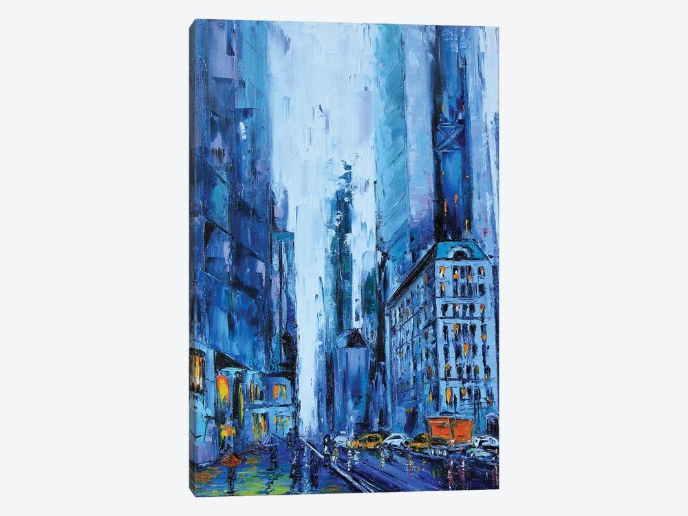 NYC by Lisa Elley 1-piece Canvas Art