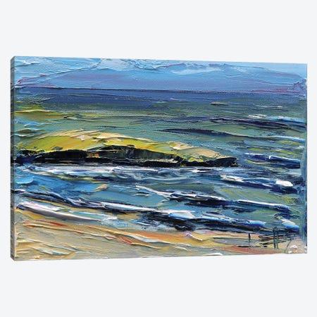 Pescadero I Canvas Print #LEL122} by Lisa Elley Art Print