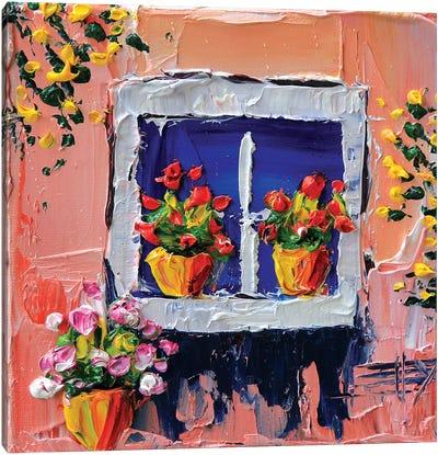 Piccola Casa Canvas Art Print