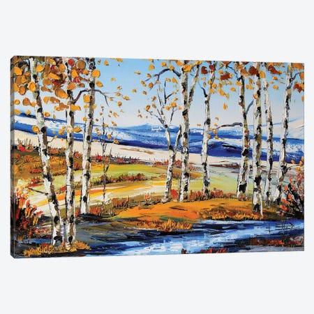 Prelude Canvas Print #LEL137} by Lisa Elley Canvas Art Print