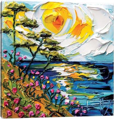 Big Sur I Canvas Art Print