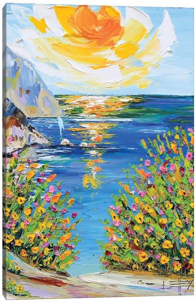 Big Sur II Canvas Art Print