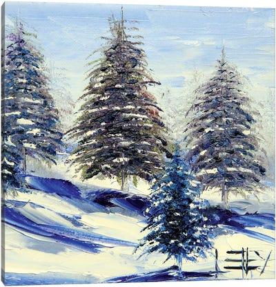 Tahoe  Canvas Art Print